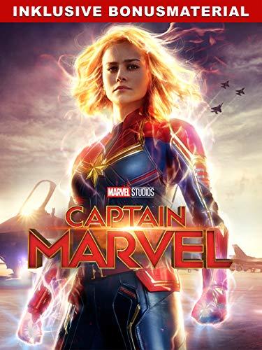 [Amazon Video] Marvel Studios'Captain Marvel (inkl. Bonusmaterial) HD