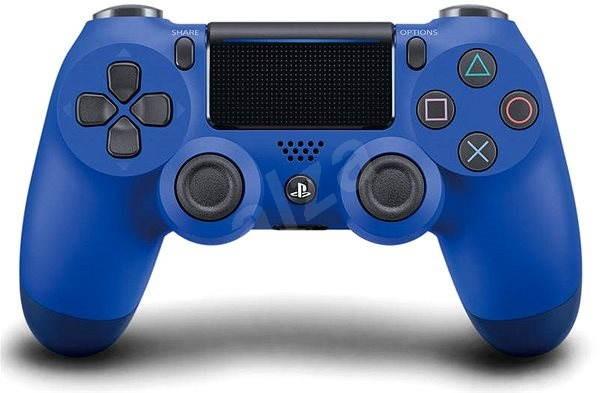 "Sony PlayStation 4 ""Wireless Controller 2.0"" (rot oder blau)"