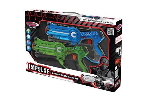 Jamara 410036 - Impulse Laser Battle Set