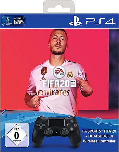 PS4 Dualshock Controller + Fifa 20
