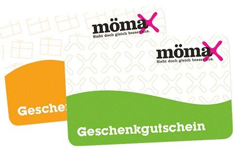 100 € Mömax Geschenkgutschein kaufen und 10 € Online-Gutschein gratis erhalten¹