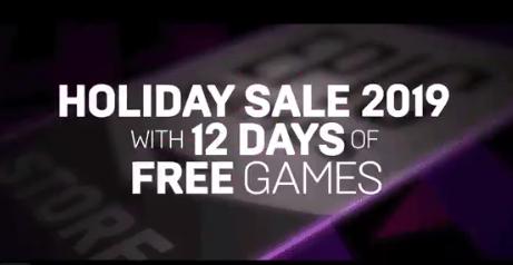 [EpicGames] WinterSale 12 Tage - 12 Gratis Games