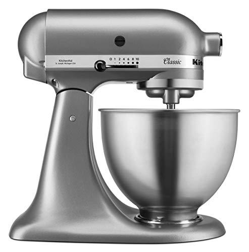 KitchenAid Küchenmaschine, silber