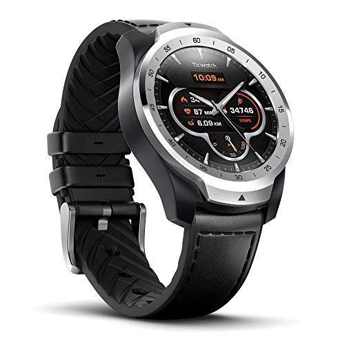 Ticwatch Pro Silber