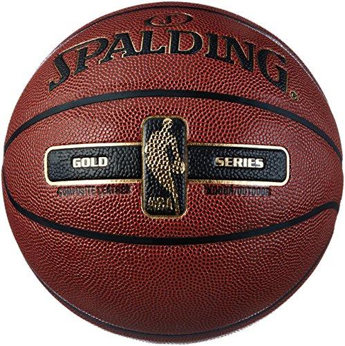 Spalding NBA Gold Basketball (Gr 7)
