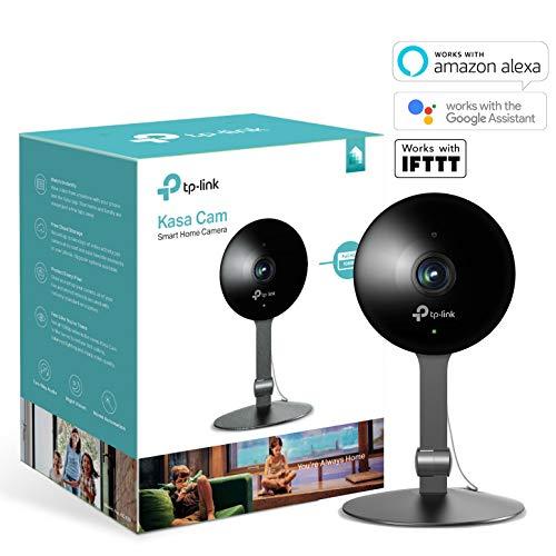 "TP-Link ""Kasa"" Smart Indoor Cloud Überwachungskamera Kamera (Alexa kompatibel)"