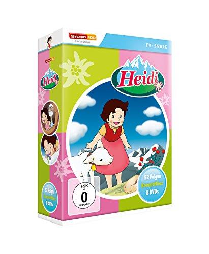 Preisjäger Junior: Heidi - TV-Serie Komplettbox