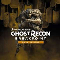PSN Tom Clancy's Ghost Recon® Breakpoint - Gold Edition 55% 44,99.-- (99,99)