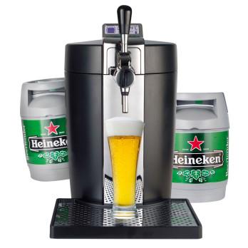 Hochwertige Bierzapfanlage Krups B95/VB5100 mit 2 Fässern für 139€! *UPDATE*