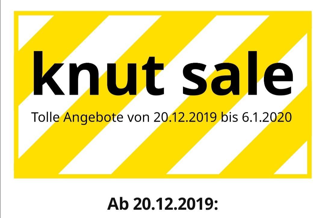 Am 20.12. Beginnt KNUT SALE BEI IKEA