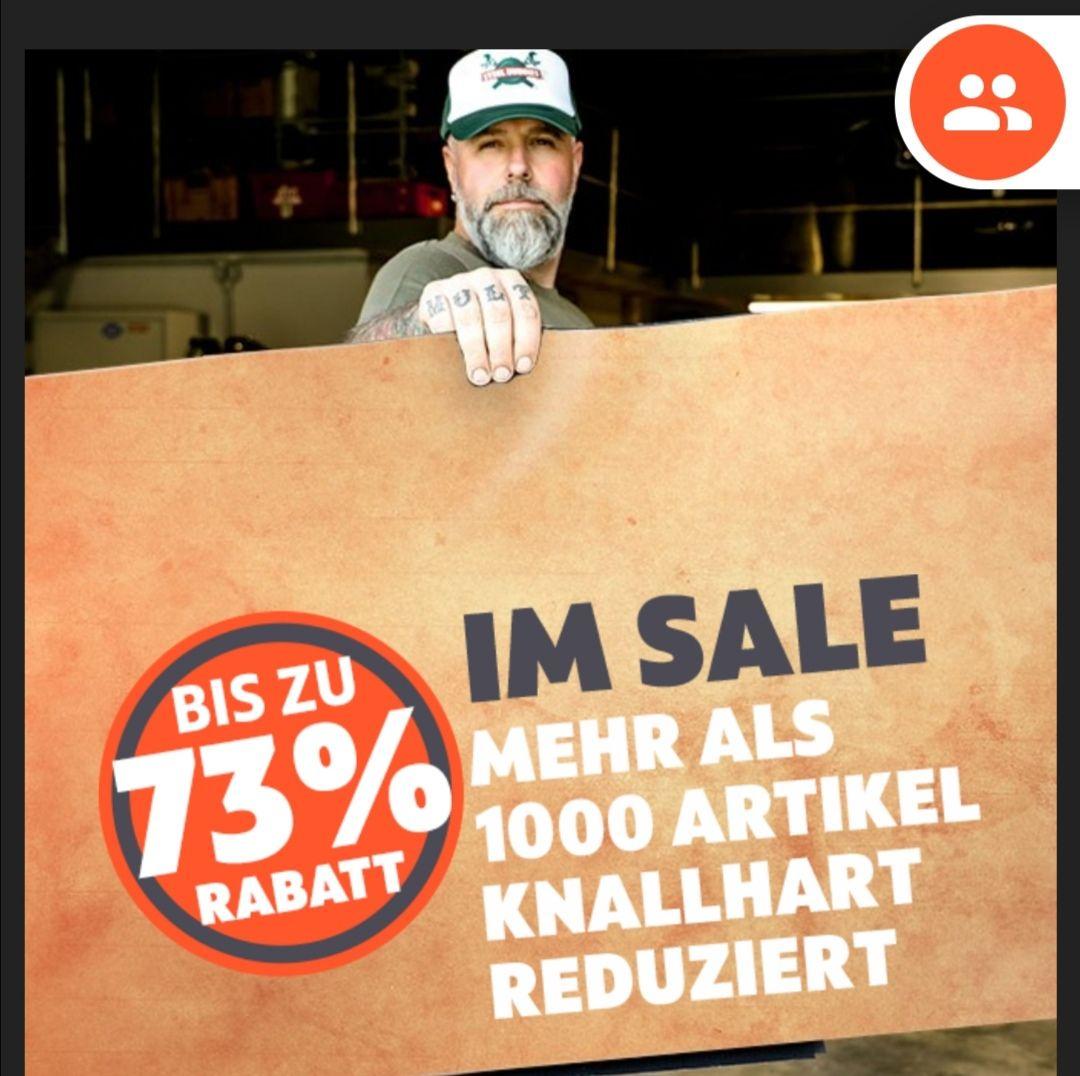 DMAX Sale
