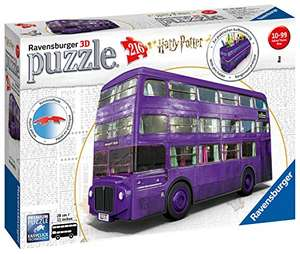 Ravensburger Puzzle - Harry Potter Knight Bus (11158)