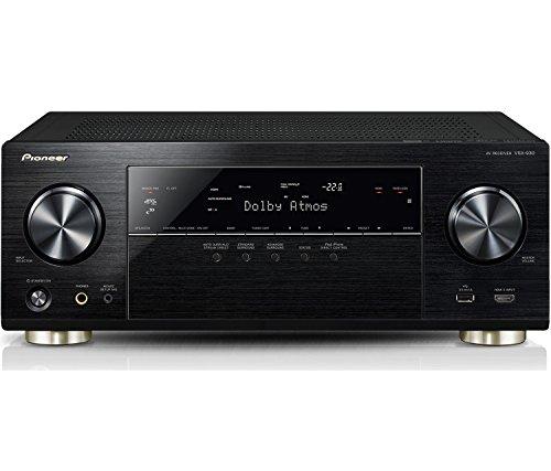 Pioneer VSX-930-K, 7.2 Dolby Atmos AV-Receiver
