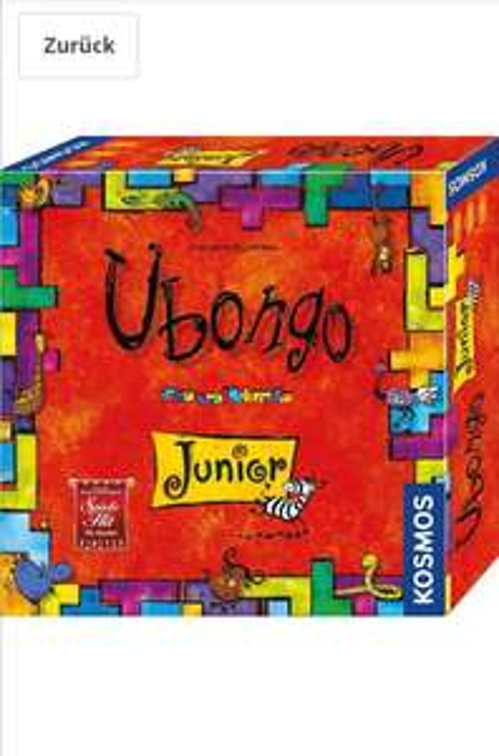 UBONGO Family - Knobelspass (-20% Prime)