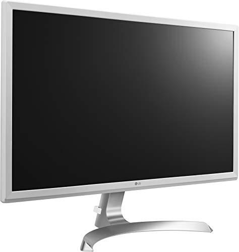 LG 27UD59-W 68,58 cm (27 Zoll) UHD 4K IPS Monitor (AMD FreeSync, DAS Mode, Game Mode)