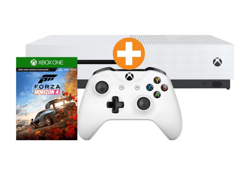 [Saturn] *Sammeldeal* versch. Xbox One S 1TB Bundles um nur 166€ wie z.B Xbox One S 1TB inkl. Forza Horizon 4