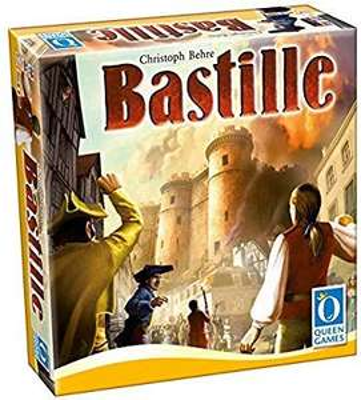 Bastille Brettspiel