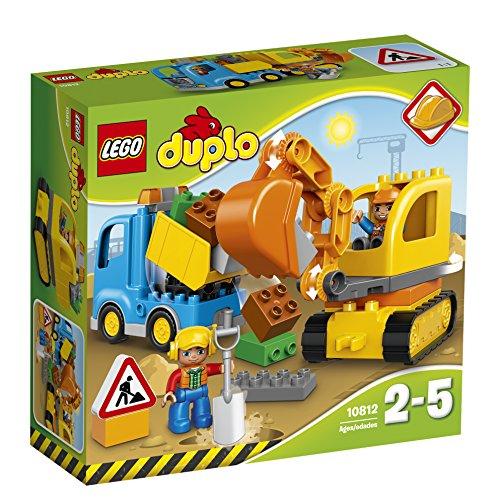 Preisjäger Junior: Lego/Duplo - Bagger & Lastwagen