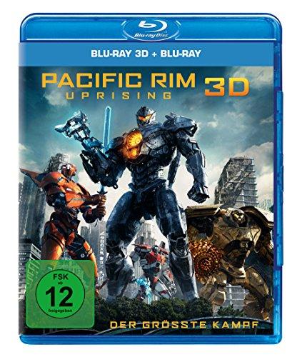 Pacific Rim 2: Uprising (3D) (Blu-ray)