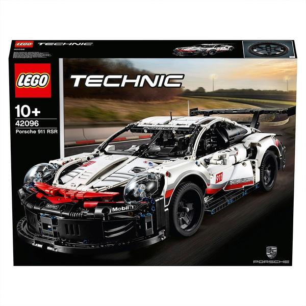 LEGO Technic 42096 - Porsche 911 RSR