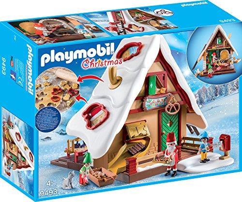 playmobil Weihnachten - Weihnachtsbäckerei mit Plätzchenformen (9493)