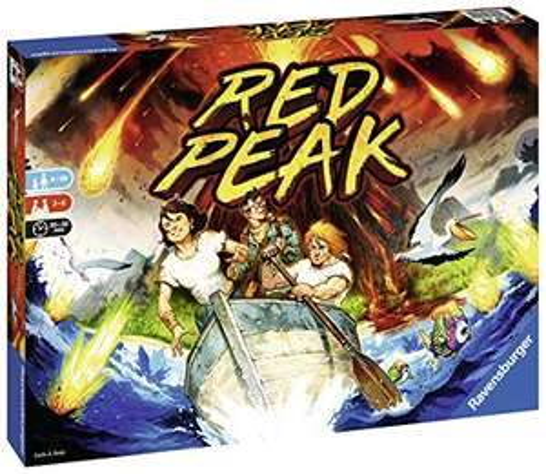 Ravensburger Red Peak (26045) - Taktisches Laufspiel