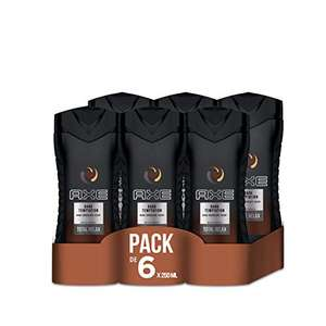 (Amazon Plus) AXE Duschgel Dark Temptation (6 x 250 ml) um 5,02 Euro