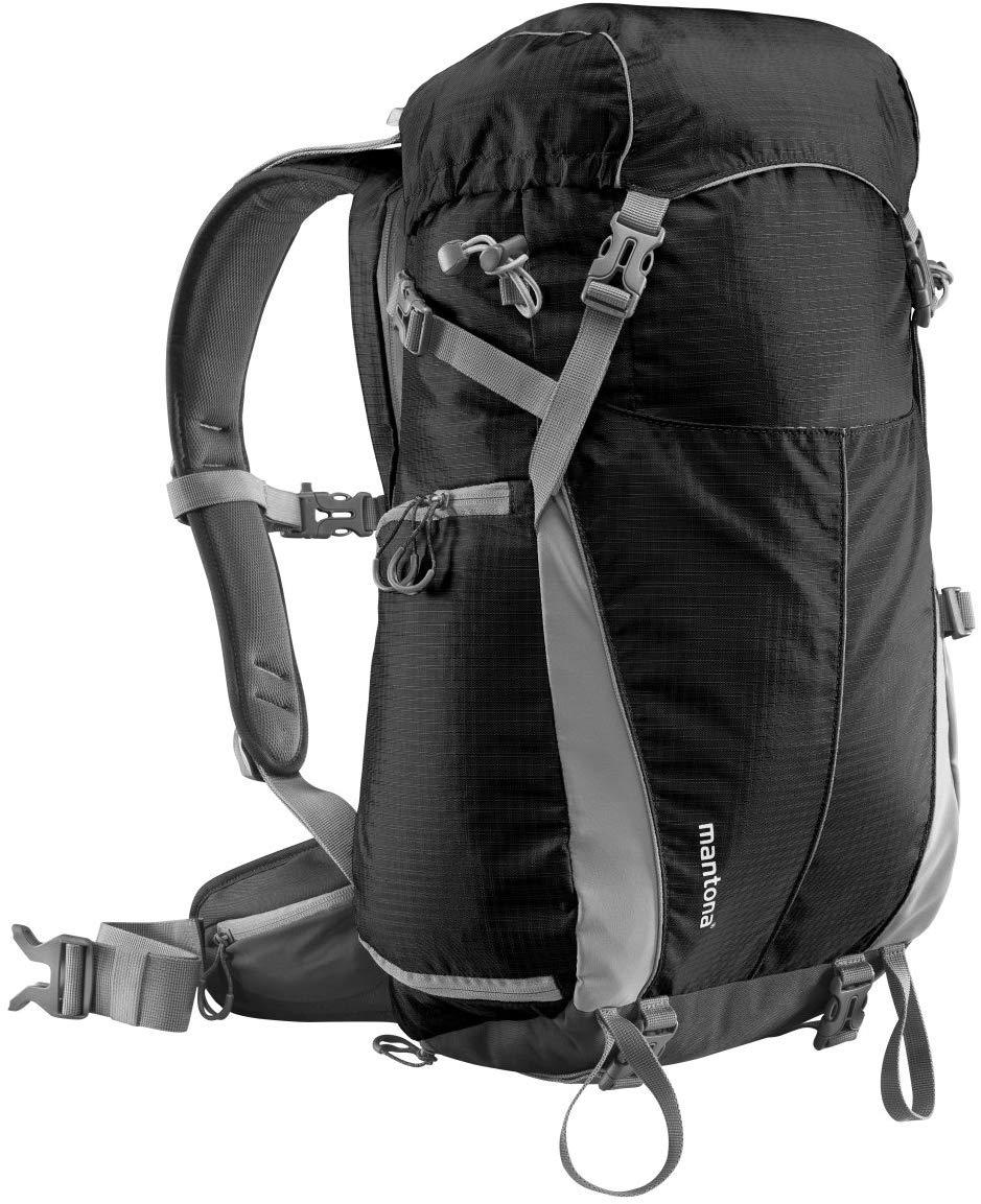 Mantona Elements Outdoor - Rucksack mit Platz für DSLR
