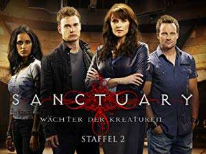 Sanctuary: Wächter der Kreaturen Staffel 2 - 4 für je 0,49 € (HD Version)