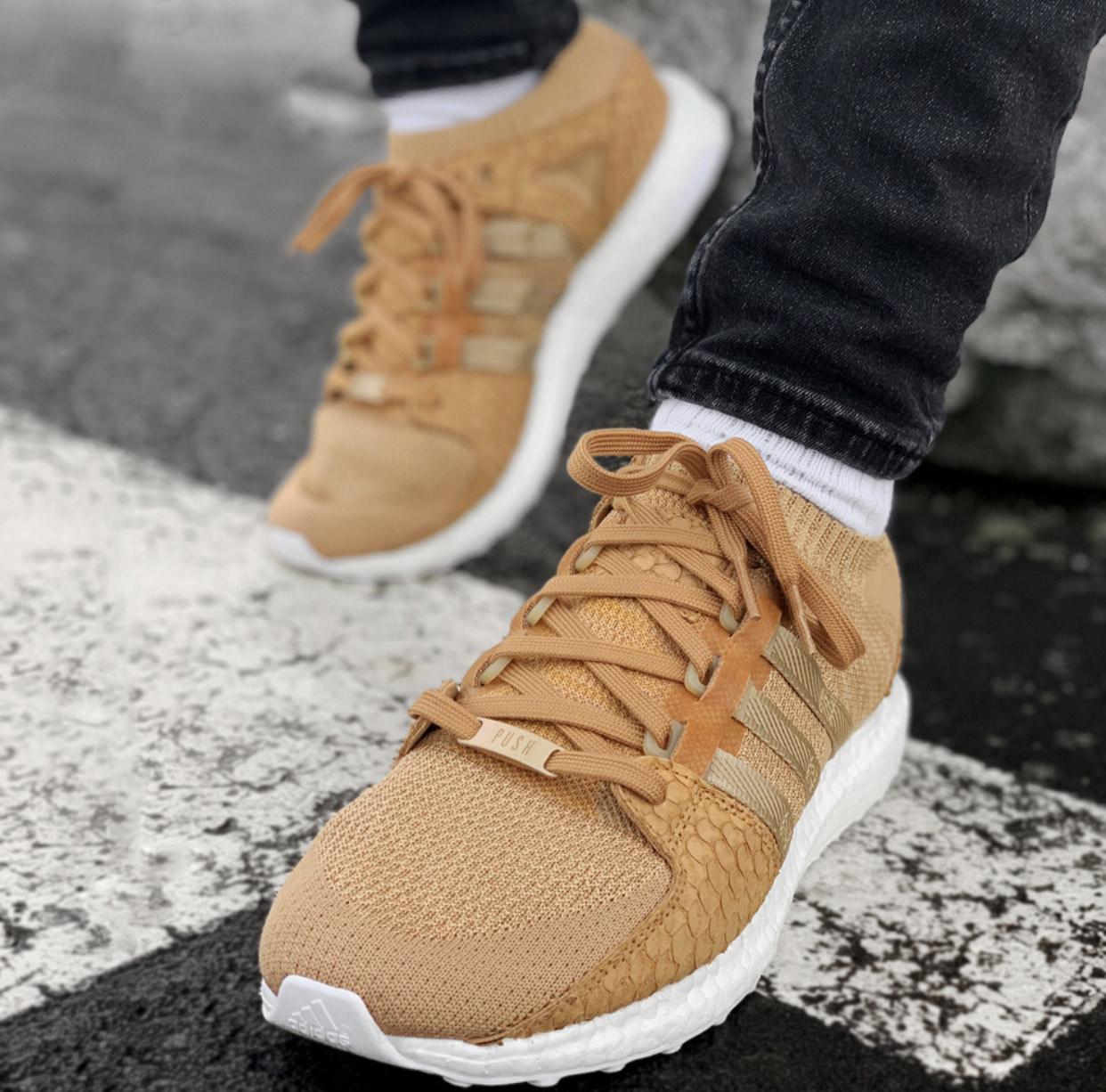adidas Originals x King Push EQT Support Ultra Boost Bodega Sneaker