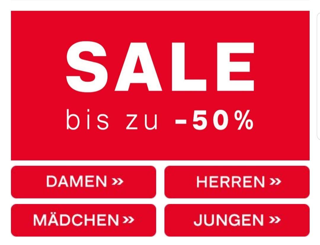 Deichmann Sale bis zu -50%