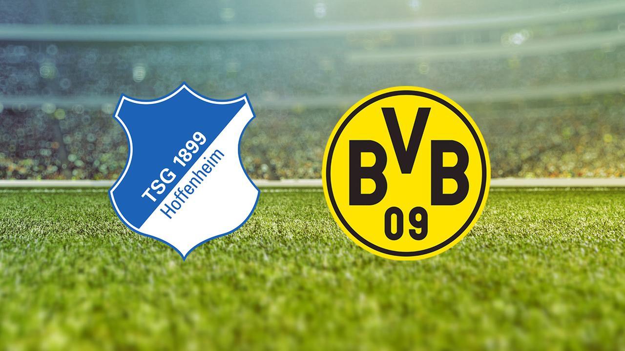 HEUTE 20:15 TSG 1899 Hoffenheim - Borussia Dortmund (gratis Livestream per VPN!)