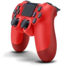 Sony PS4 Dual Shock 4 Wireless Controller (rot)