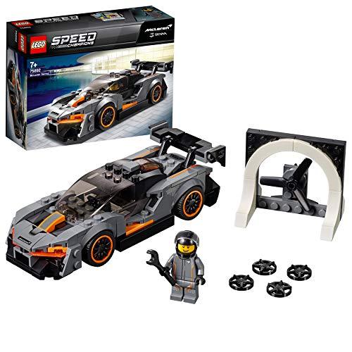 LEGO Speed Champions 75892 - McLaren Senna (Lieferung vor Weihnachten)