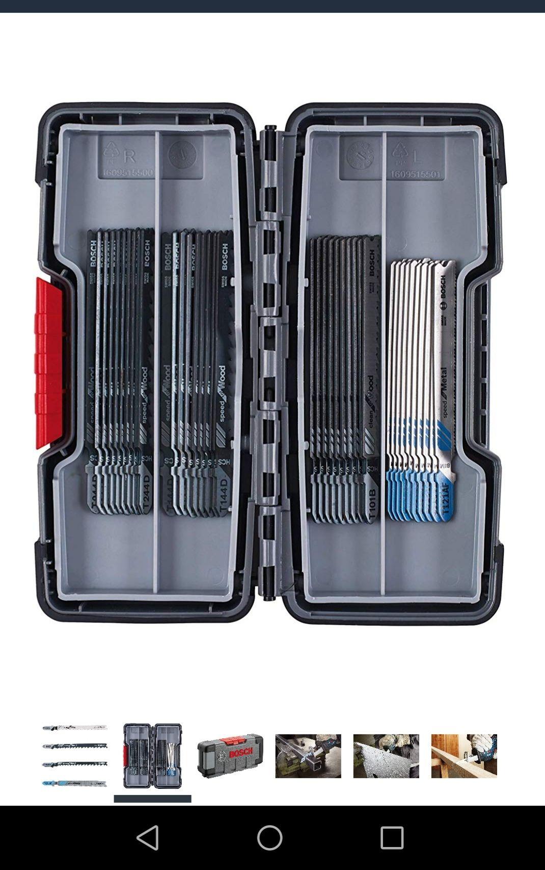 Bosch Professional 2607010904 Sägeblätter