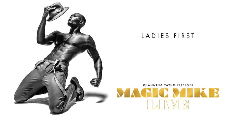 Magic Mike Live in Berlin für 2 Personen + 1 Nacht inkl. Frühstück im 4* Hotel