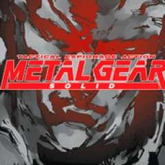 (PS Store) Metal Gear Solid