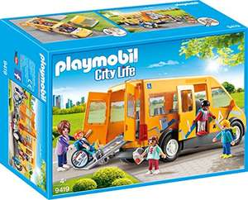 Preisjäger Junior: Playmobil City Life - Schulbus
