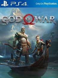 God of War 4 (USA/Canada Code)