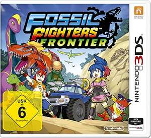(Nintendo 3DS) Fossil Fighters Frontier