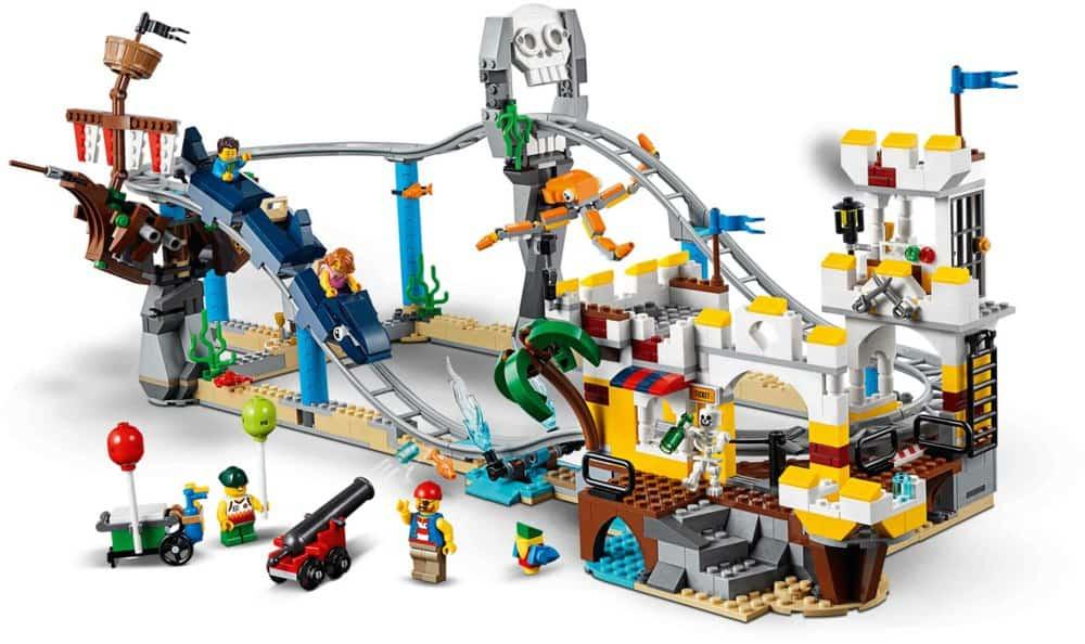Lego Piratenachterbahn 31084