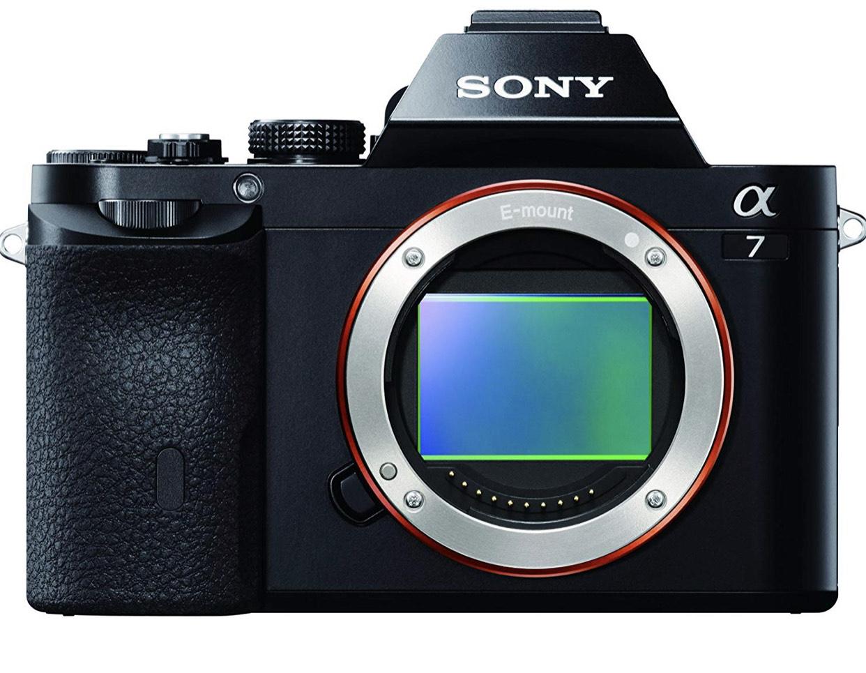 Sony Alpha 7 Systemkamera
