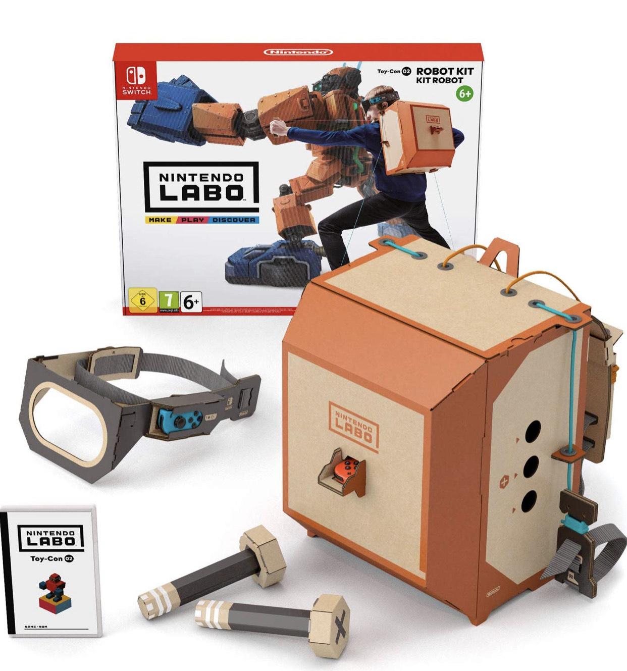 Nintendo Labo: Robo-Set