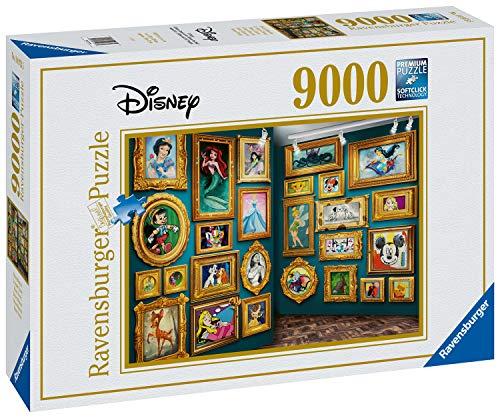 Ravensburger Puzzle - Disney Museum (9000 Teile) (Prime)