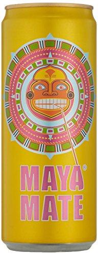 Maya Mate Dosen, 24er Pack (24 x 330 ml) ohne Pfand, Sparabo 5-15 % extra Rabatt