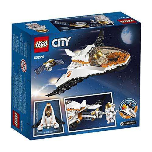 Lego City Satelliten-Wartungsmission
