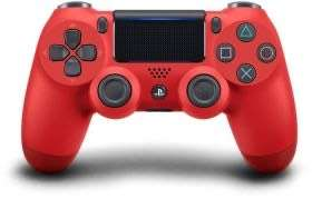 Sony PlayStation 4 DualShock 4 Wireless Controller V2 Magma Red