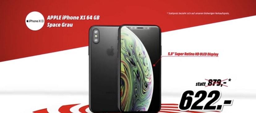 Iphone xs 64gb Media Markt Frühshoppen