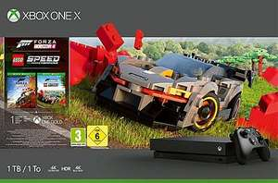 Quelle - Xbox One X 1 TB inkl. Forza Lego