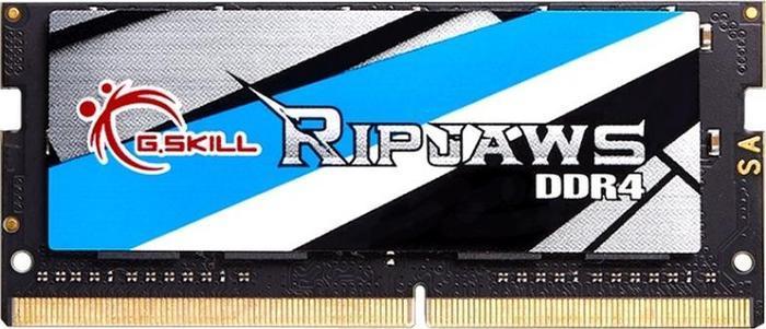 G.Skill RipJaws SO-DIMM 16GB, DDR4-2666, CL18-18-18-43